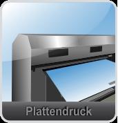 Plattendruck