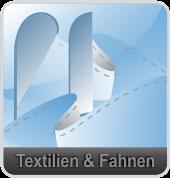 Textilien und Fahnen