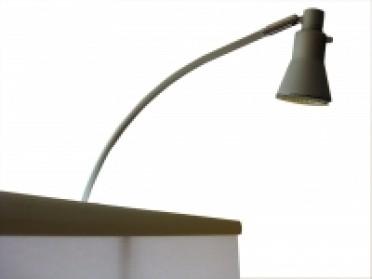 Lampe für Rollups und Bannersysteme