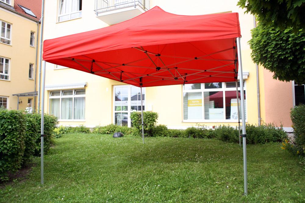 Zelte für Promotion 3 x 4,5 m